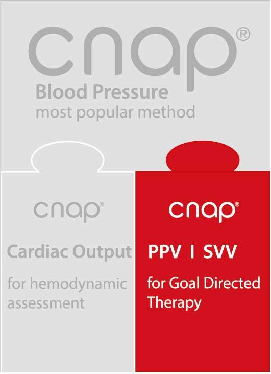 CNAP Pulse Pressure Variation