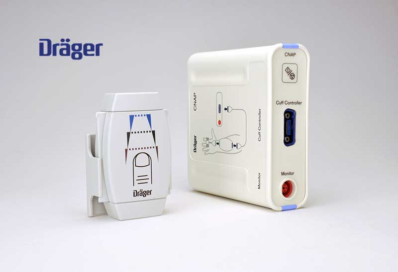 CNAP OEM solution by Draeger