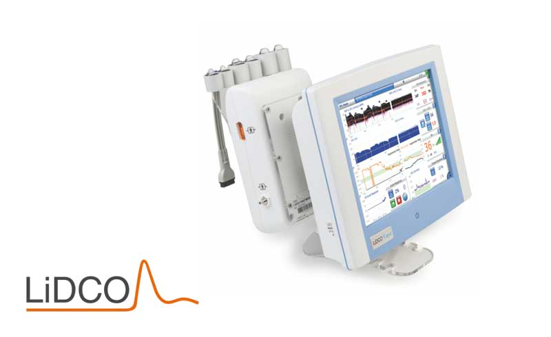 CNAP OEM solution for LiDCO