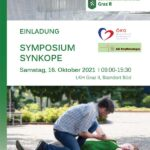ONLINE Symposium SYNCOPE in Graz on Oct 16 – APPLY NOW!