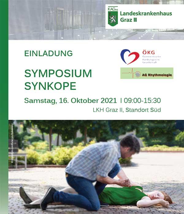 ONLINE Symposium Synkope in Graz am 16. Oktober – ANMELDUNG JETZT